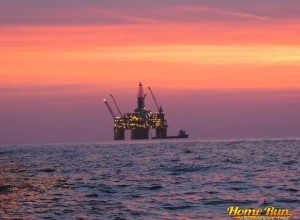 oil rig fishing in venice louisiana