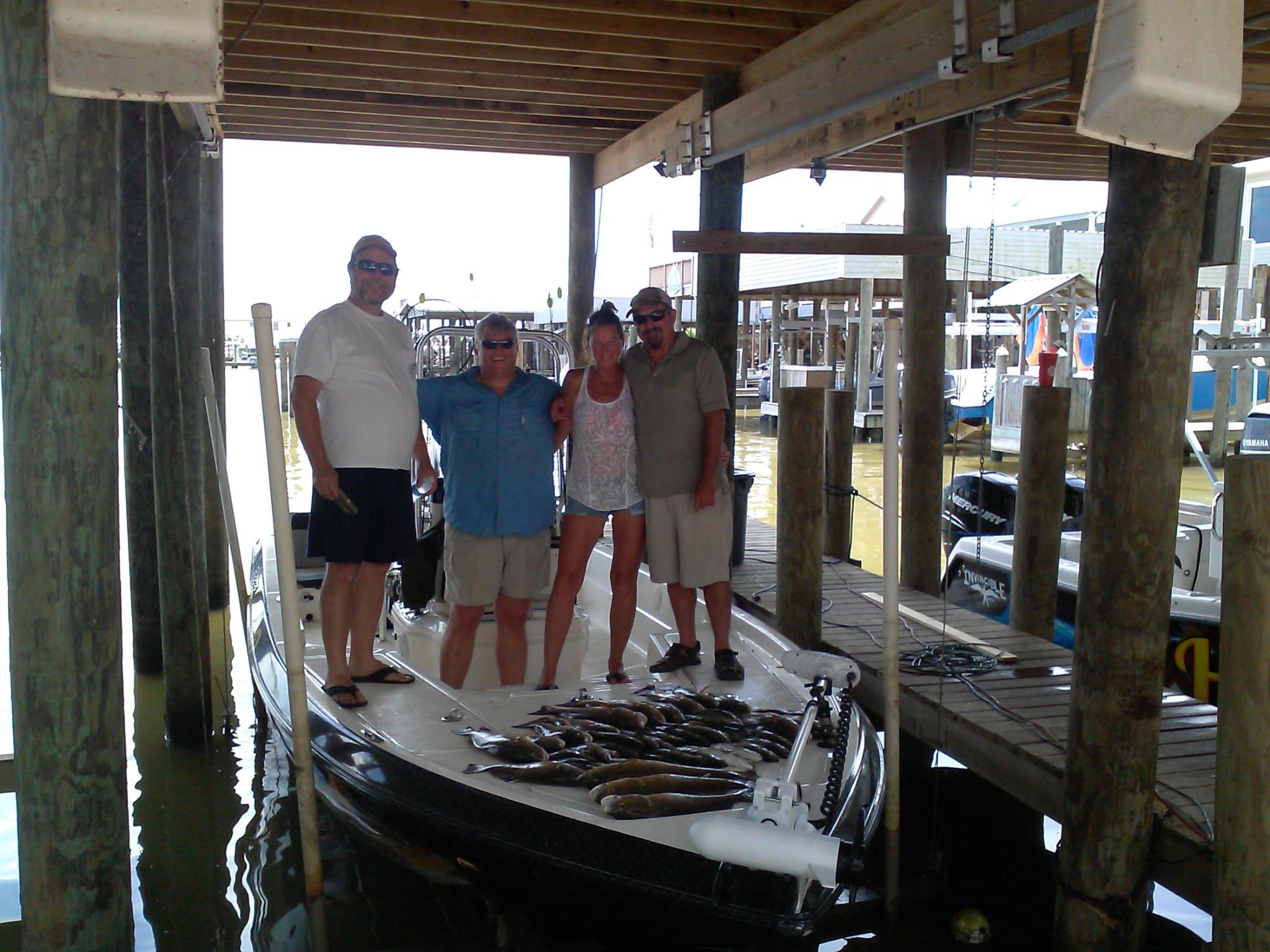 Venice louisiana inshore offshore fishing reports for Venice fishing lodge