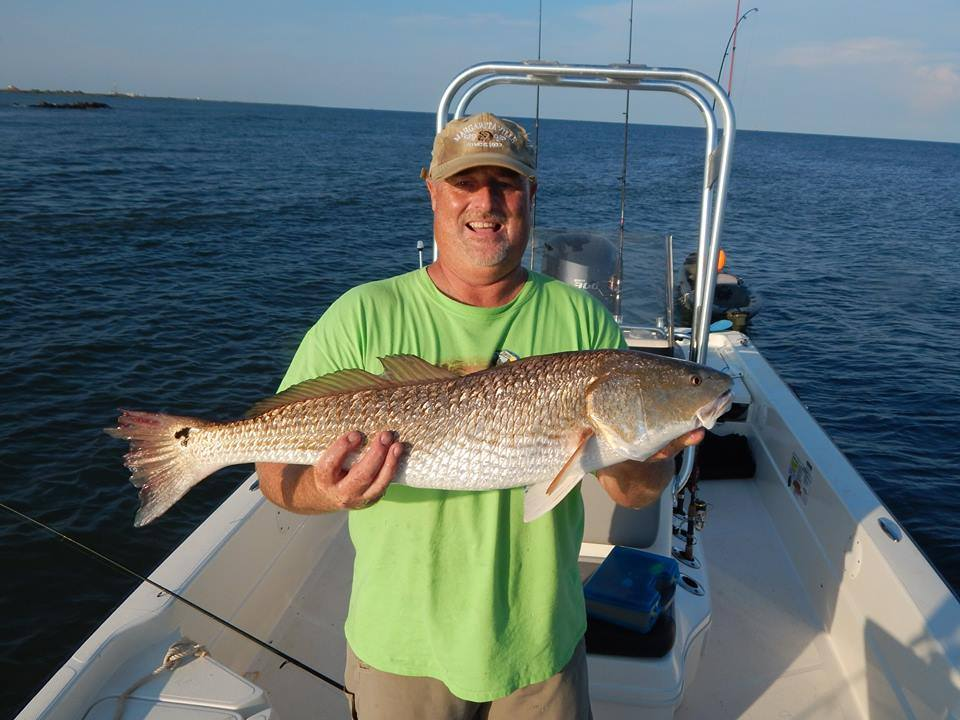 Speckled trout charters venice la home run fishing charters for La fishing charters
